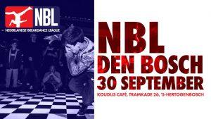 NBL - Challenger Event @ Koudijs Kafé, Den Bosch