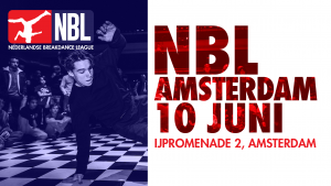 NBL - Challenger Event @ Paradiso Noord Tolhuis, Amsterdam